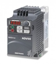 ADV 50 z serii falowników niskiego napięcia dla sterowania pracą silnika